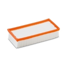 flat folding filter paper exhaust filter dust filter